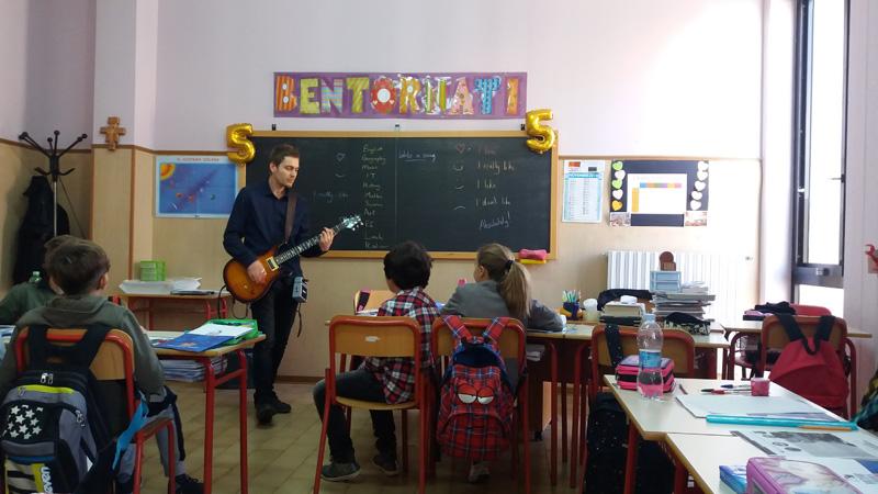 Potenziamento lingua Inglese | Suonare e cantare… in lingua