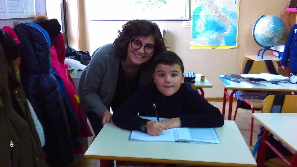 Antonio e la maestra
