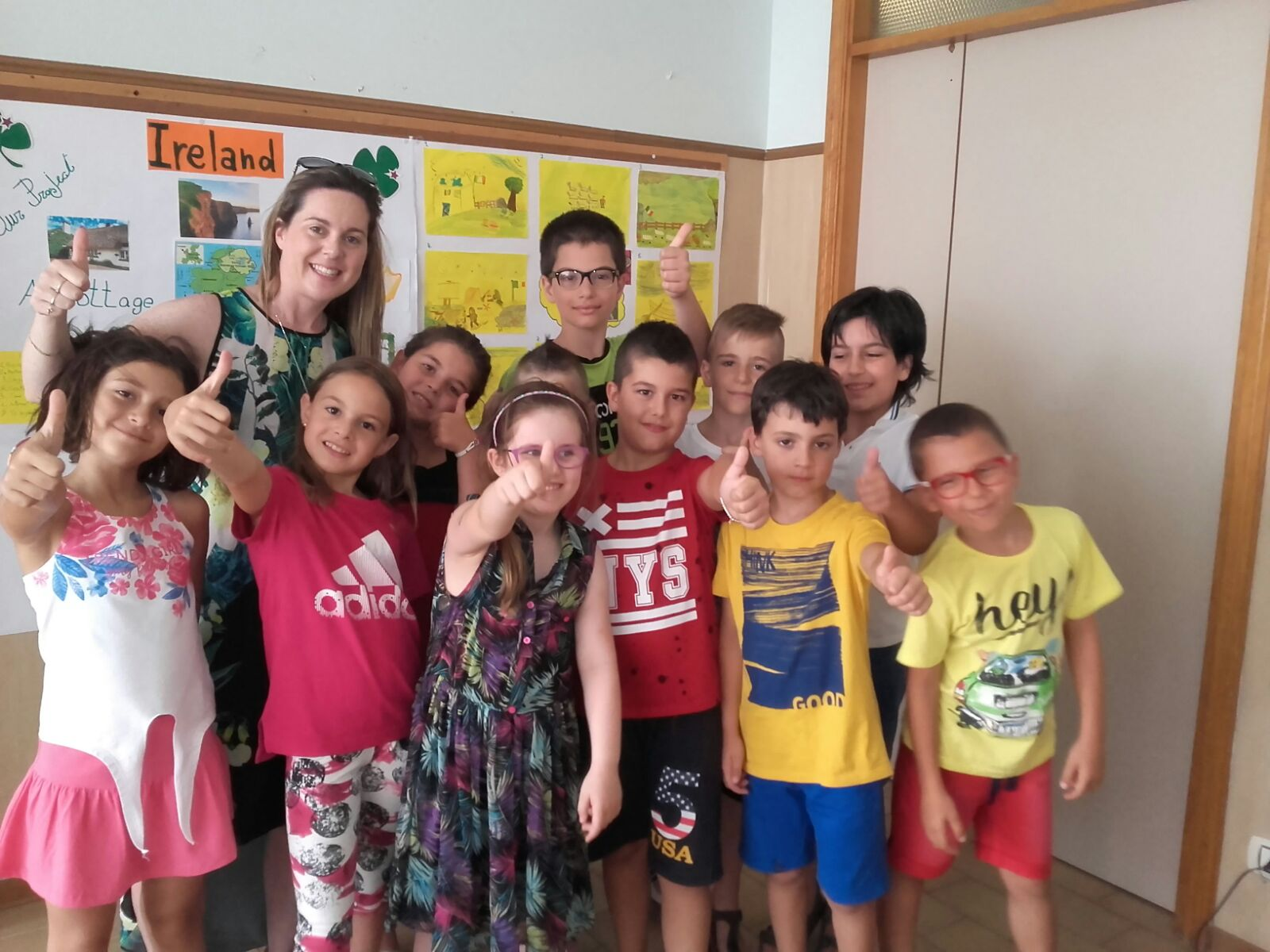 English Camp: un mix di apprendimento e divertimento