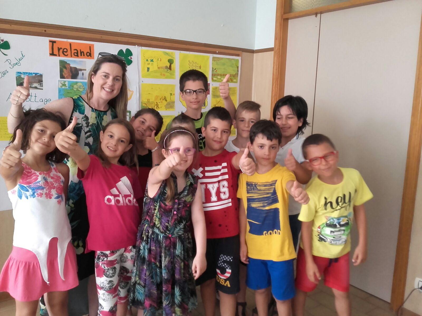 English Camp: un mix di apprendimento e divertimento