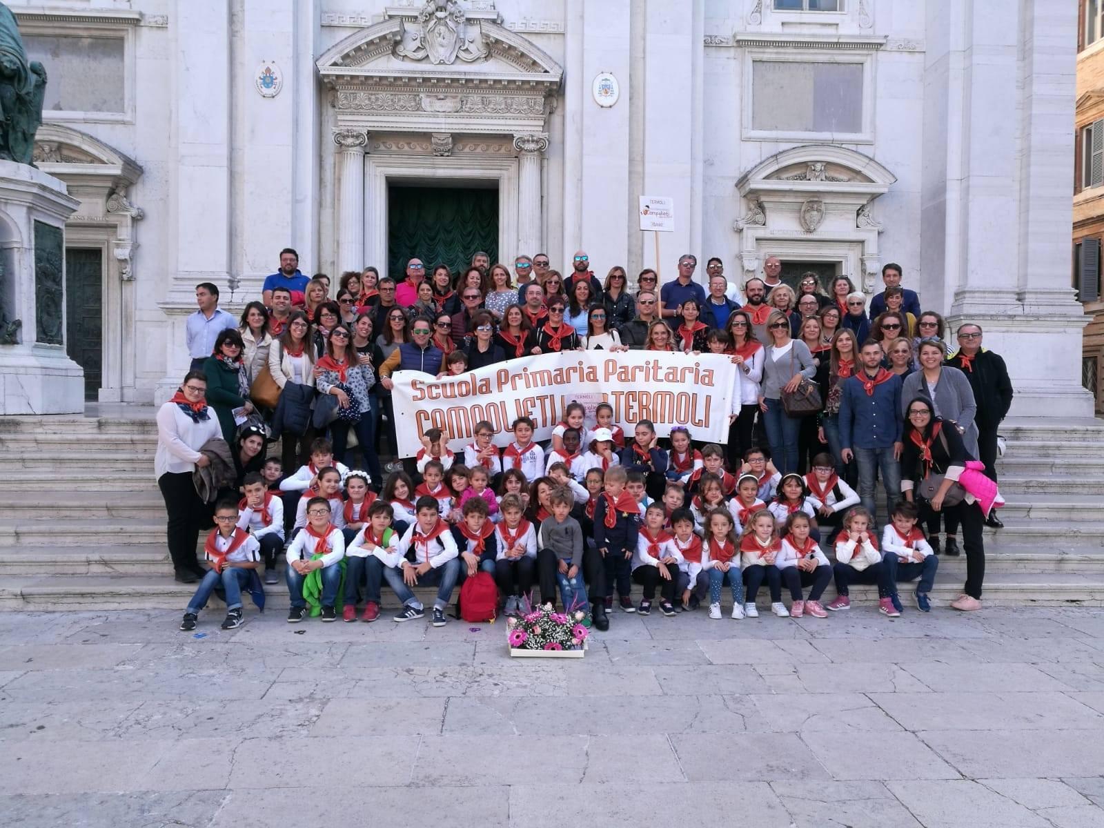 INIZIO ANNO SCOLASTICO 2018/ 2019 A LORETO