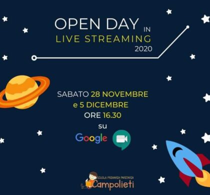 UN OPEN DAY STRAORDINARIO